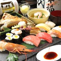 お寿司ダイニング ぼとむずあっぷの写真
