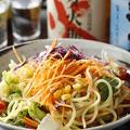 料理メニュー写真● ~北海道・名物~札幌生ラーメンサラダ