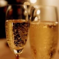 スパークリングワイン・シャンパン》カバのグラスから贅沢なシャンパン等、たくさんの品揃え‥。メニューに無いプレミアムなシャンパンもご用意しております♪