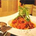 料理メニュー写真本日のパスタ(赤・白)