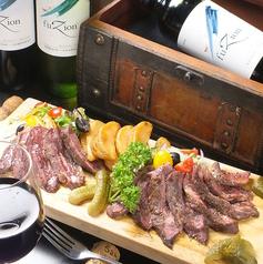 船内DINING CROSS 新宿東口店の写真