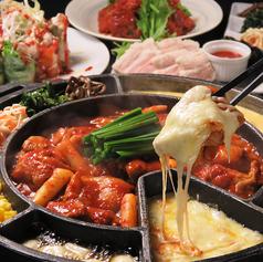 韓流創作居酒屋 鶏韓 タッカン 宮崎店のおすすめ料理1