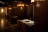 焼肉 白李 本店の雰囲気3