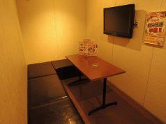 14号室/くの字型のお部屋です