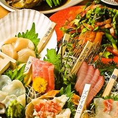 旬鮮 へぎそば 然 大塚店の画像