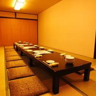 総席数380席★5~120名迄対応の個室は宴会にぴったり♪