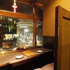 夜景ダイニング 創作和食 平林亭 展望閣 京都駅前店の雰囲気1