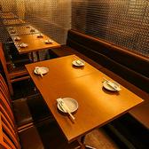 テーブルの組み合わせによって少人数から大人数までご利用可能です。また、店内の貸切も承ります!!ご予算や人数、TAJIMAYAまでお気軽にご相談ください。美味しいお食事を存分にお楽しみいただく為、手を抜くことを許しません。また、貸切で歓送迎会、ご宴会のご予約も参りますので、お気軽にお申し付け下さい!!
