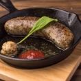 【魚&肉メニュー★魚は市場から直送のものだけを使用し、お肉は信頼ある牧場から牛肉・豚肉・鶏肉を仕入れ!安全はもちろんのこと、鮮度や旨味にこだわっています♪