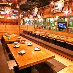 四十八漁場 西新宿店の雰囲気1
