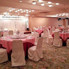 【宴会場】最大500名まで対応会社宴会、各種団体会合などに。2階から4階まで様々なシーンに合わせたお部屋を取り揃えております。