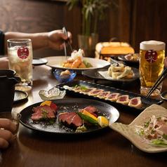 京都駅 個室居酒屋 御肴凸鉾のコース写真