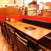 5~12名様テーブル席