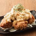 料理メニュー写真【揚げもの】ジューシーなから揚げや定番のフライドポテトなど人気料理がズラリ!