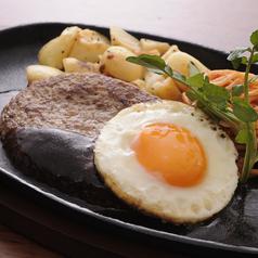 洋食屋さんのハンバーグステーキ デミグラスソース