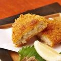 料理メニュー写真赤鶏のメンチカツ