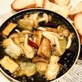 料理メニュー写真秋刀魚と秋ナスのアヒージョ
