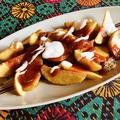 料理メニュー写真パタタスブラバス(スペイン風ポテトフライ)