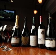 本八幡でワインといえばマリノステリア♪常時40種類~