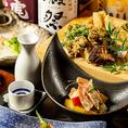 自慢の食材「地鶏」を使用した本場・九州の郷土料理をご堪能ください♪鍋はもちろん、〆のラーメンなどでその味をぜひ一度お試しください♪《神田 個室と地鶏和食 なか匠 神田店》