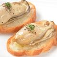 極上の牡蠣料理