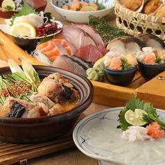 魚盛 堂島アバンザ店の写真