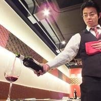 最高の神戸牛に負けないワインをセレクト♪
