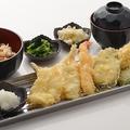 料理メニュー写真海盛り天定食
