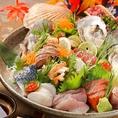 当店自慢の市場直送の魚介類などの旬で新鮮な品々をお楽しみださい。お得なクーポンも多数ご用意あり!