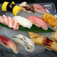 その日仕入れた旬の新鮮なお魚を使用した『季節お勧め』