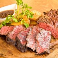 ●リーズナブルに美味しいお肉を味わえる肉バル
