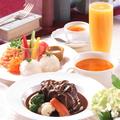 料理メニュー写真お箸で食べられるホロホロビーフシチュー