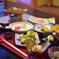 食材は国産にこだわり有機栽培野菜を使う京料理