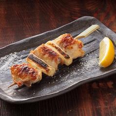 料理メニュー写真桜島鶏ねぎま