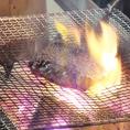 海鮮以外に、焼き鳥や炉端焼きなどもご用意