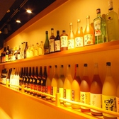 焼酎・日本酒がズラリ・・・!