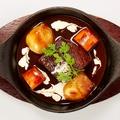料理メニュー写真【肉食美人】肉塊の赤ワイン焼き (1~2人前/3~4人前)