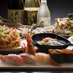 沼津 魚がし鮨 横浜 ランドマークプラザのおすすめ料理1