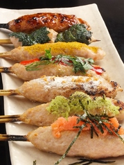 鶏家 串乃助の写真