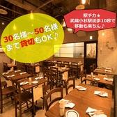 ビストロ ランタン 武蔵小杉店の雰囲気2
