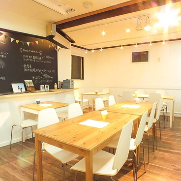 SHOP&CAFE 九州堂の雰囲気1