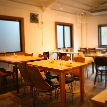 Hanayaka Cafe はなやかカフェの雰囲気1