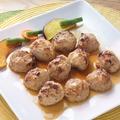 料理メニュー写真豆腐のヘルシーバーグ