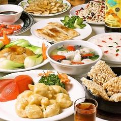 上海 家庭料理 笑顔の写真