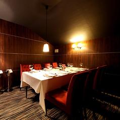 8名様 個室 (料金 ランチ2000円 ディナー3000円)[5名さま以上のお食事で無料となります。