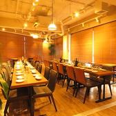 フレッシュネス &Bar 横浜西口店 パーティスペースの雰囲気2