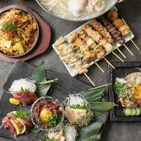 九州料理と全国の新鮮な食材を使用した創作和食が◎