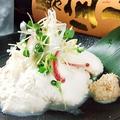 料理メニュー写真手造り豆腐/明太子のポテトサラダ