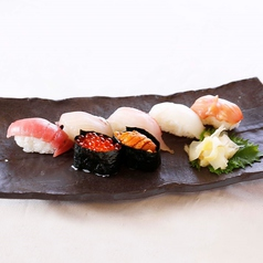 厳選握り寿司7貫