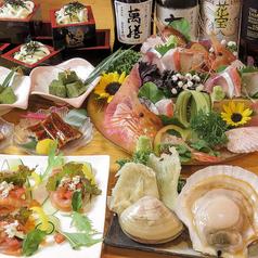 浜やき屋壺亭のおすすめ料理1